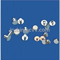 Electric Contact Rivets for Relay&Switch&Breaker  from Heesung Metal