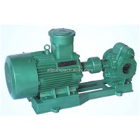 Electric Gear Oil Pump For Diesel And Gasoline Transfer With Rotary Gear Pump