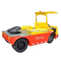 Electric Heavy-Duty Tow Tractor TG500
