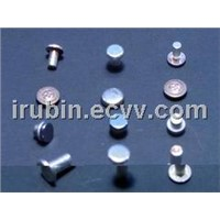 Electronic Contact Rivet; Silver Contact;Bimetal Contact Rivet