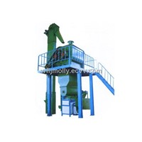 Export oriental 5-10ton/H dry mortar production line