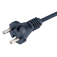 Finland power cable,  FI plug, socket