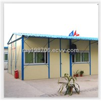 Flexible assembly Mobile Prefabricated House(JY-1F-K-05)