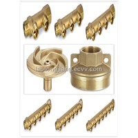 Forging brass pump fitting/Manifold part