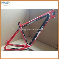 Full Carbon Fibre Mountain Bicycle Frame