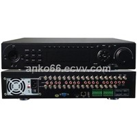 Full D1 Real-Time Recording 16CH DVR (AK-9626VD)