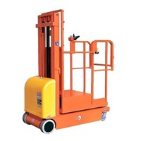 Full Electrical Aerial Order Picker Trucks