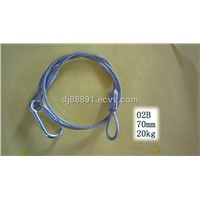 G-02B Safety Cable