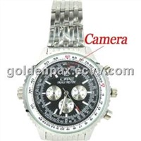HD DVR Digital Video Watch with Hidden Camera - 4GB