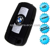HD Motion Dtection Car Key Camera With Night Vision LM-CKC884