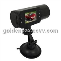 HD Vehicle DVR Support TF Card Up To 32GB