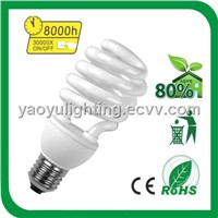 Hot Sell 30w Half Spiral Energy Saving Lamp YYHSP44