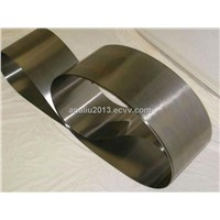 High Purity GR1 Titanium Foils in Silver Color