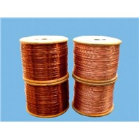 High-voltage submersible motor winding wire