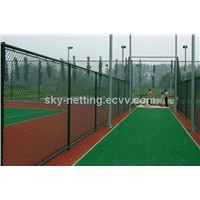 Chain Link Fence for Playgroundcountyard, Park,Lawn & Forest Protecting