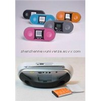 Hot Sell Card Reader Speaker SV-902