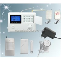 Hot selling GSM and PSTN alarm system wireless