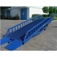 Hydraulic Mobile Dock Leveler Boarding Bridge