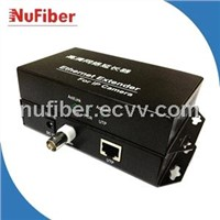 IP Ethernet Extender, BNC to RJ45 Over Coaxial