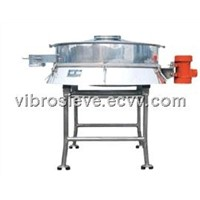 In-Line Sieve Machine for Rough Sieving