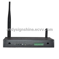Industrial 3G Router 4 Lan,WIF VPN Router CCTV/IP Camera Surveillance