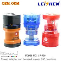 International Travel Plug Adapter for internation company gift
