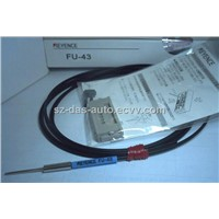 KEYENCE FU Series Fiber Optic Sensor FU-43