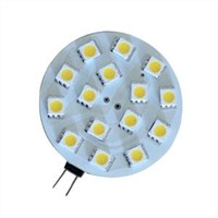 LED G4 Light 15pcs 5050 SMD 2.5W crystal Side-Pins lamp as table light