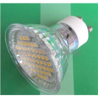 LED Spot Light Bulb 54SMD with Cover