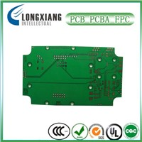 LPI green mask pcb 2-layer pcb prototype