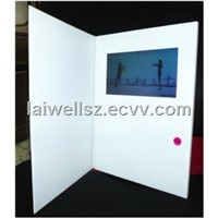 LW-MV05 Video Greeting Card