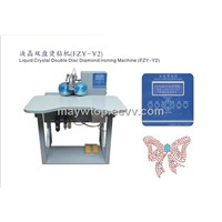 Liquid Srystal Double Disc Rhinestone Hot Fix Machine (FZY-Y2)