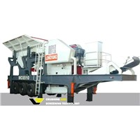 MC Series Mobile Crushing & Screening Plant
