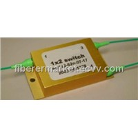 MEMS Optical Switch 1x2 2x2 MEMS Switch 1310nm 1550nm