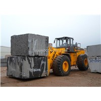 Marble granite block handler forklift wheel loader XJ988-40 for sale