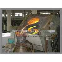Medium Frequency Induction Melting Furnace