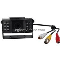 Mobile car/vehicle camera with audio,metal shell