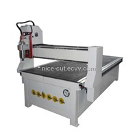3.0kw Water Cooling Spindle Wood CNC Router (NC-1325)
