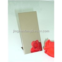No.8 mirror stainless steel sheets