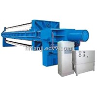 Ore Concentrate Hydraulic Filter Press Machine