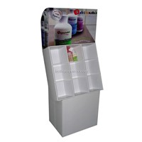 POP Display Stand for Pet Cleaning Produicts