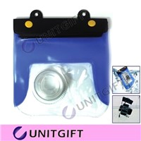 PVC Plastic Waterproof Camera Bag
