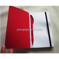 Paper Notebook With Ballpen Inside (M-014)