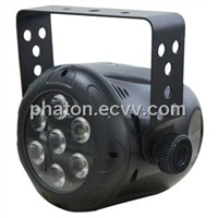 Phaton 10w Rgbw LED Par Light Stage Light Frame 10w*7