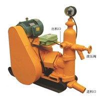 Piston Grouting Cement Pump