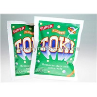 Plastic Flexible Packaging Bag For Laundry Detergent, Washing Powder Bags