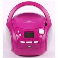 Portable CD PLAYER With CD/USB/MP3/FM 6231U
