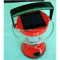 Portable Solar Light Hand Crank Lantern LED Lamp For Christmas Night Lighting