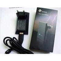 Portable Travel Chargers with Direct Charging Connectors for HTC T328D A510E S710E S715E C510E X515M