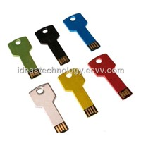 Portable Key Shape USB Flash Drive